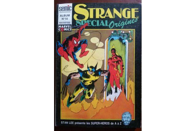 Strange Spécial Origines N° 14