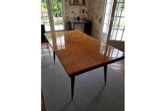 Table bois 1.60m