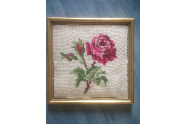 Canevas Rose