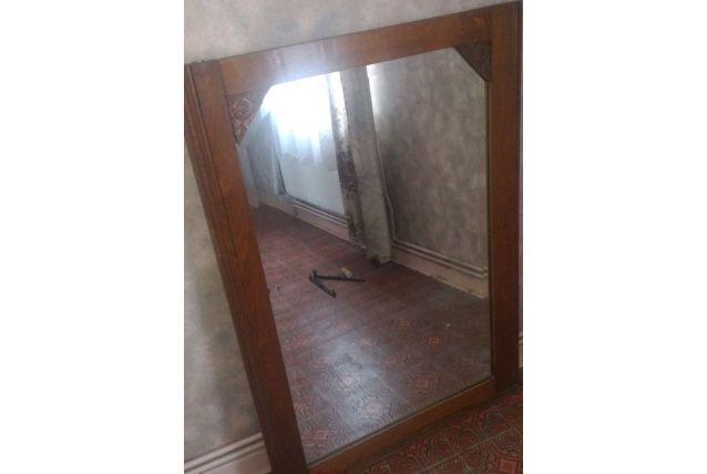 miroir bizeaute art deco