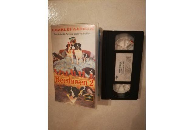 Cassette vidéo VHS Beethoven 2