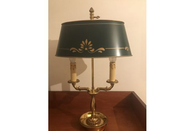 lampe style Empire