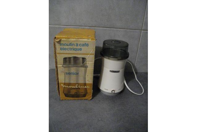 Moulin à café moulinex