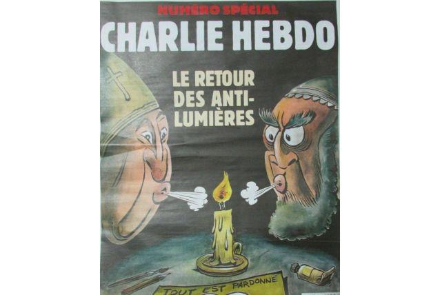 CHARLIE HEBDO N° 1381 de Janvier 2019 N° SPÉCIAL LE RETOUR D