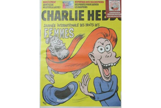 CHARLIE HEBDO N° 1389 de Mars 2019 JOURNÉE INTERNATIONALE DE