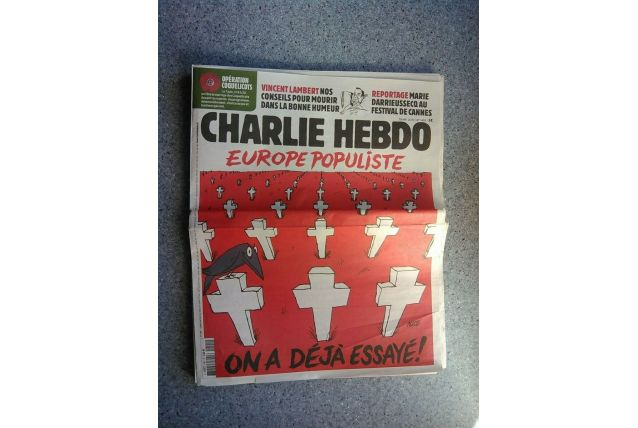 CHARLIE HEBDO No 1401 MAI 2019 EUROPE POPULISTE ON A DÉJÀ ES