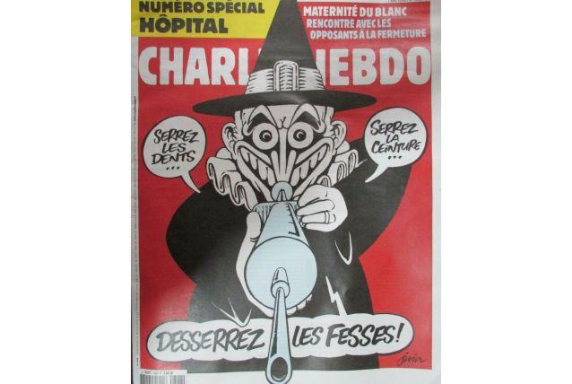 CHARLIE HEBDO N° 1398 de MAI 2019 NUMÉRO SPÉCIAL HÔPITAL DES