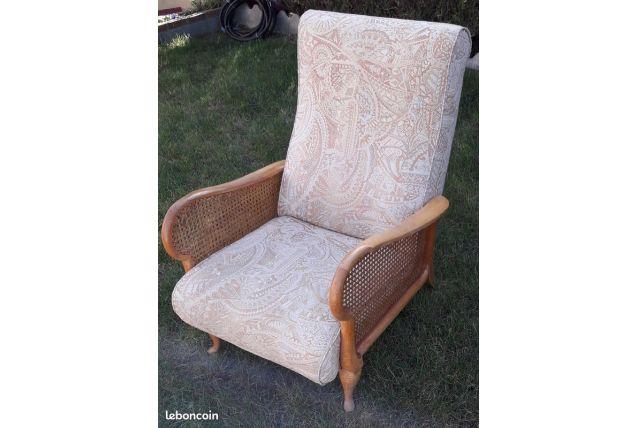fauteuil anglais chippendale 50 60