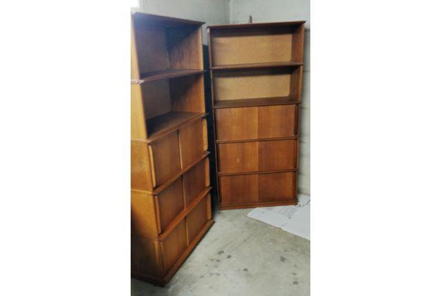 Duo de meubles OSCAR authentiques 1950