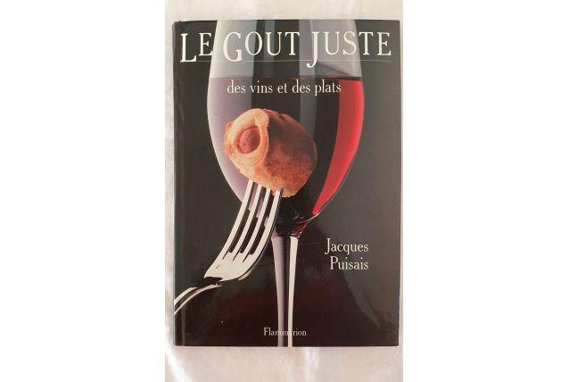 Le goût juste des vins et des plats