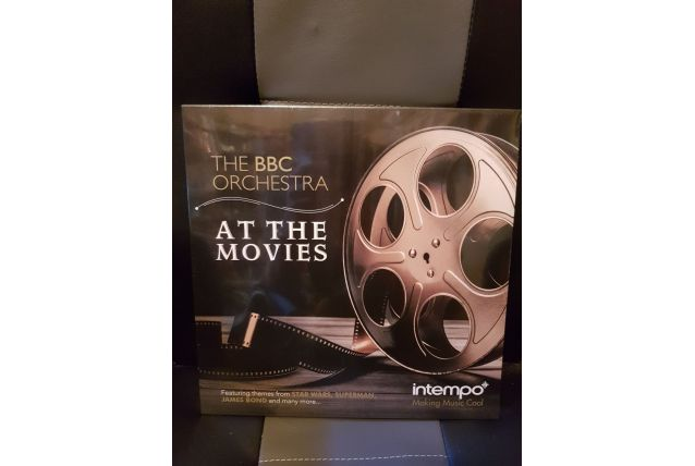Vinyl : BBC Orchestra At The Movies