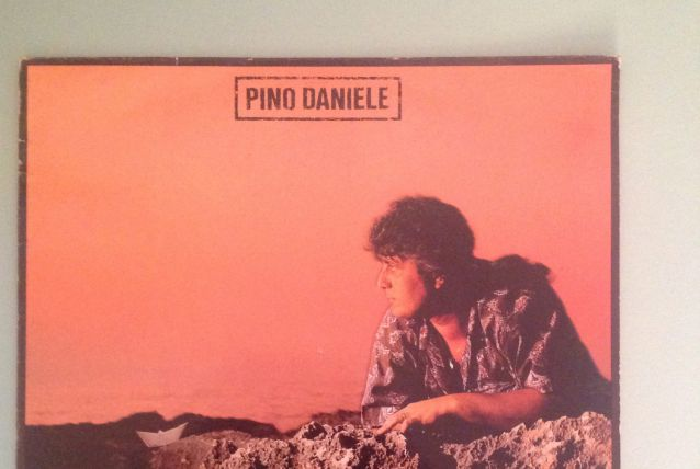 Vinyle pas cher de Pino Daniele