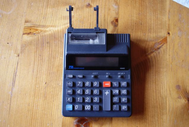 Calculatrice TriumphAdler