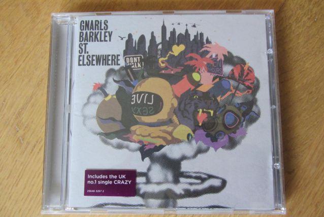 CD Gnarls Barkley / St Elsewhere
