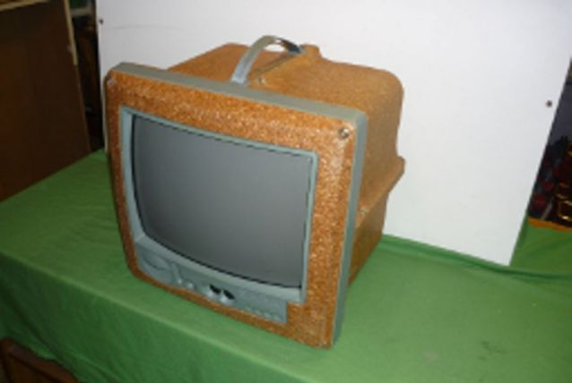 Tv Jim nature signé Philippe Stark