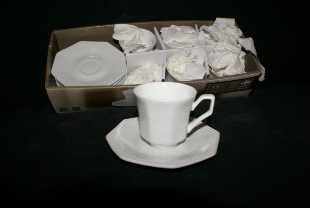 Service de tasses à café