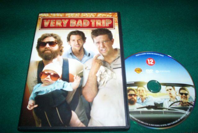 DVD BERY BAD TRIP comedie