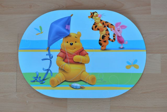 Set de table en plastique Winnie