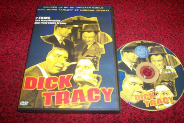 DVD DICK TRACY d'après la bd