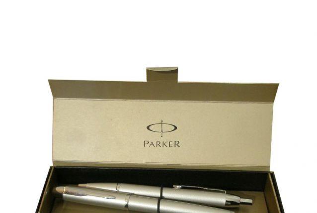 """Stylo plume et stylo bille Parker """"Duo"""""""