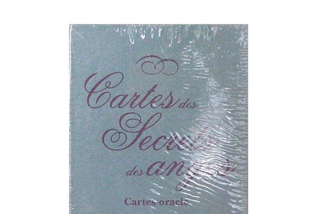 Coffret Cartes des secrets des anges, Cartes-oracle
