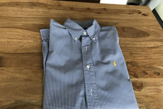 Chemise homme taille S