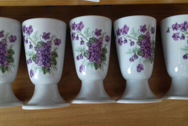 5 masagrans  porcelaine
