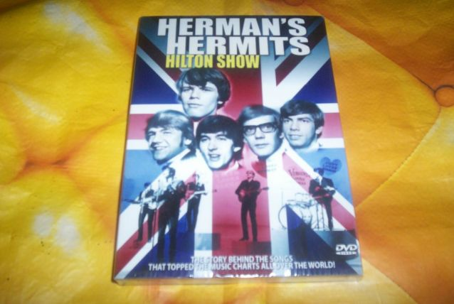 DVD NEUF HERMAN'S HERMITS GROUPE POP ROCK 60:70 NEUF