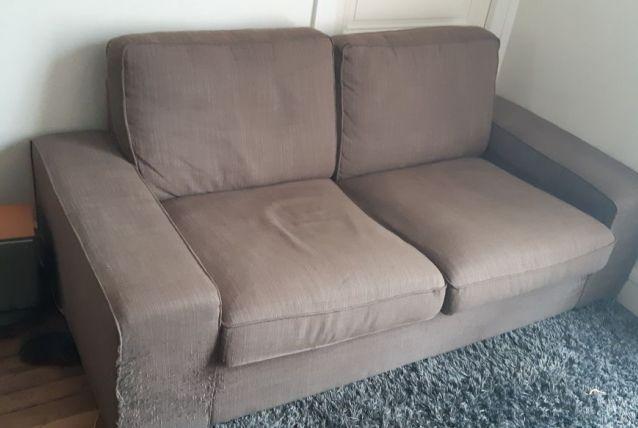 Canapé 2 places