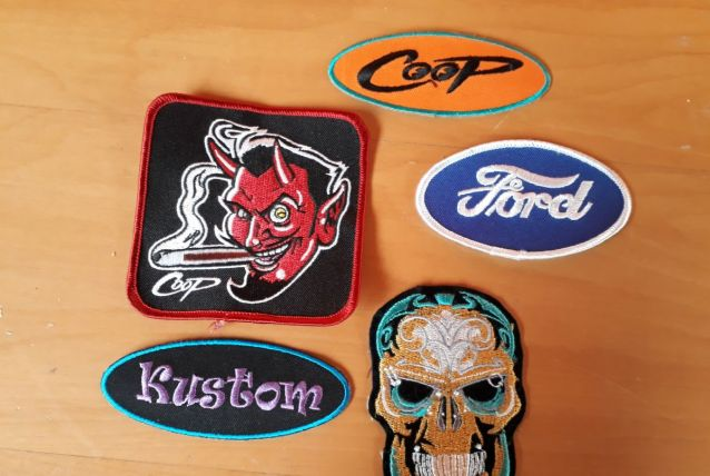 lot  harley patche  hot rod