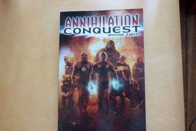 Annihilation Conquest - book II