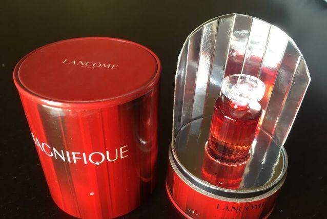 Coffret miniature eau de parfum Magnifique de Lancôme