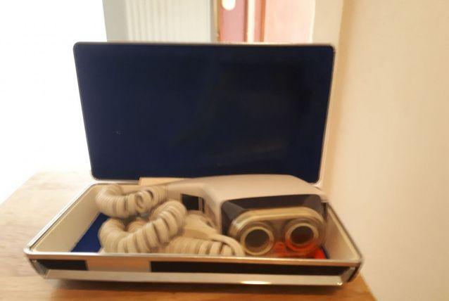 rasoir électrique vintage