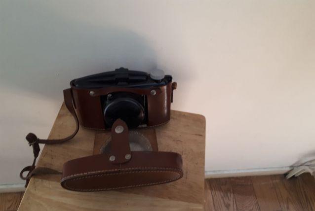 vieil appareil photo à pellicule