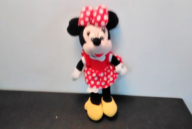 Peluche minnie Disney