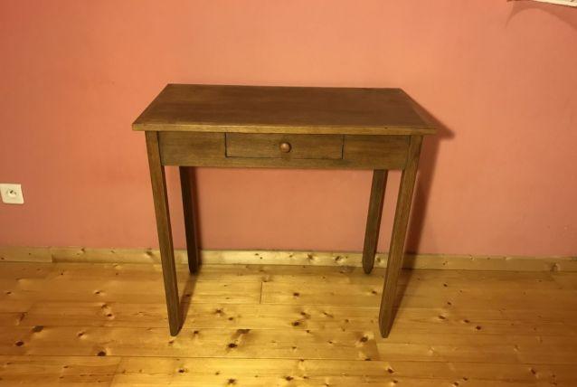 petite table deco