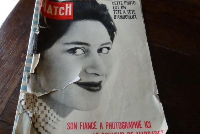 Paris Match N° 563