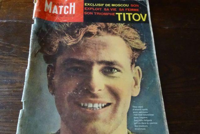 Paris Match N°645