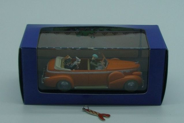 Voiture de collection Tintin, Le taxi de New-Delhi, 2003