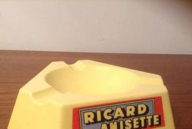 Cendrier RICARD Anisette