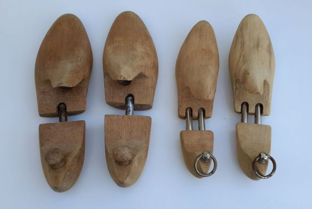 Formes pour chaussures