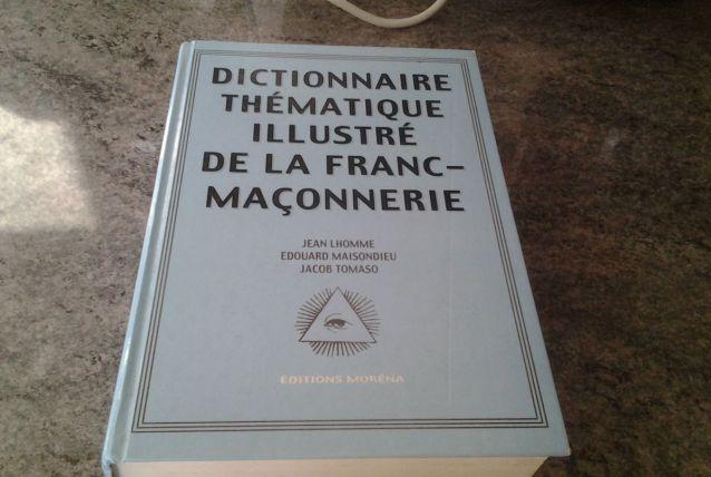 Dictionnaire de la franc maçonnerie