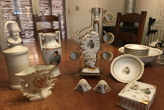 Collection vaisselle napoleon