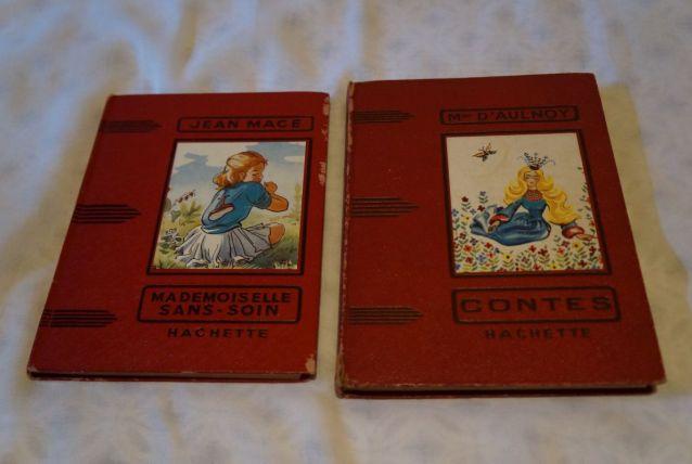 lot 2 livres (1952-1955)