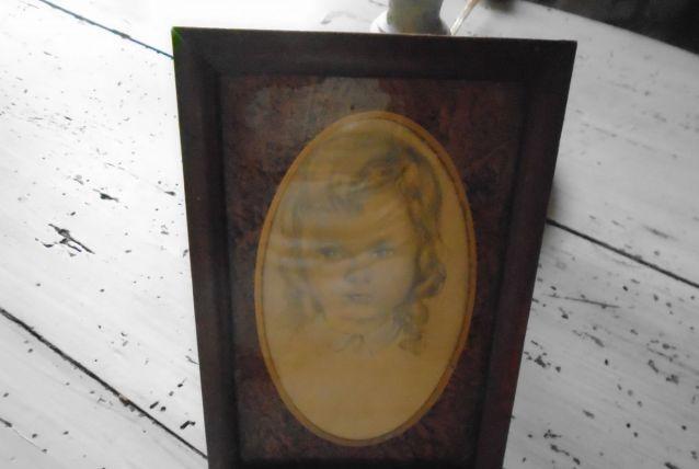 Petit portrait d'enfant