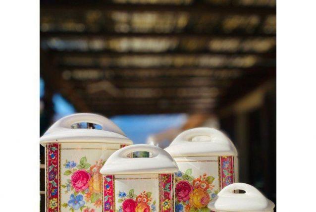 Pots à épices