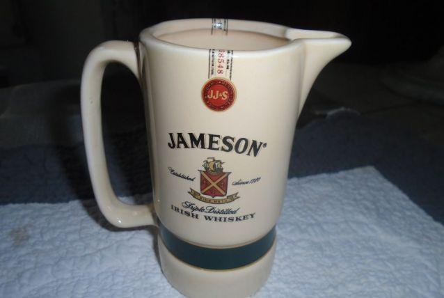 Pot à crème Jameson
