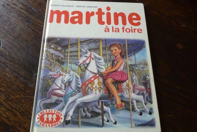 Martine à la foire 1958