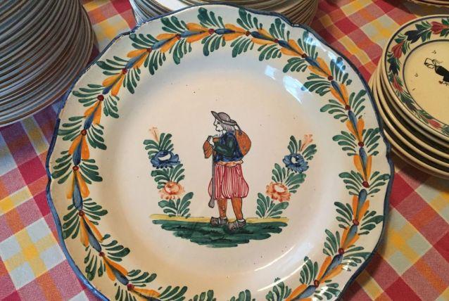 grand plat breton Henriot