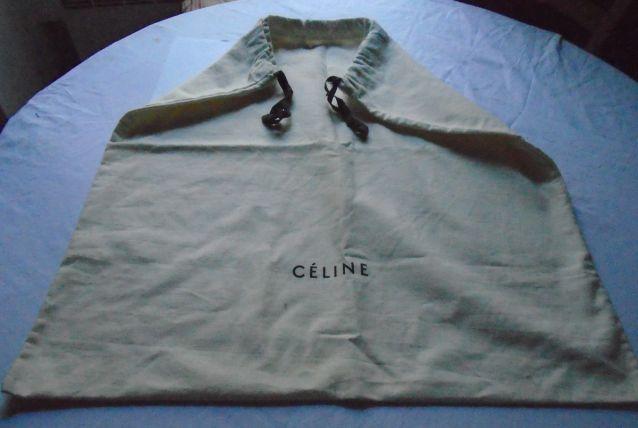 Sac dust bag Céline